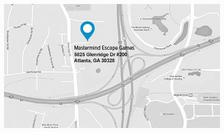 Escape Room Atlanta Mastermind Escape Rooms